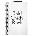 Bald Chicks Rock Journal