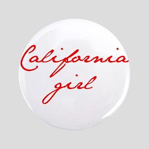 "california-girl-jan-red 3.5"" Button"