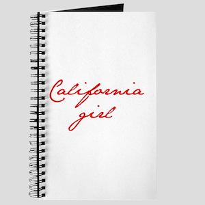 california-girl-jan-red Journal