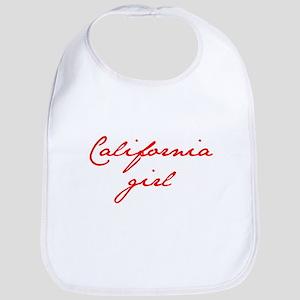 california-girl-jan-red Bib