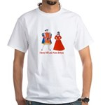 Henry VIII With Anne Boleyn T-Shirt (Men