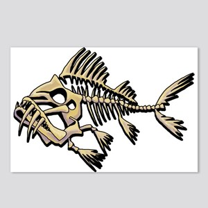 Skello Fish Postcards (Package of 8)