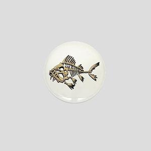 Skello Fish Mini Button