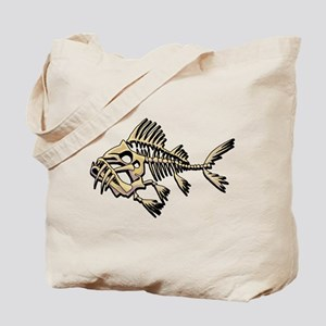Skello Fish Tote Bag