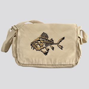 Skello Fish Messenger Bag