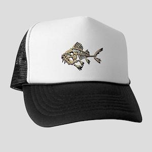 Skello Fish Trucker Hat