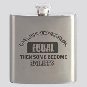 Cool Bailiffs designs Flask