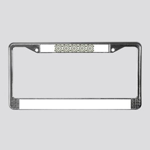Gecko Gala - License Plate Frame