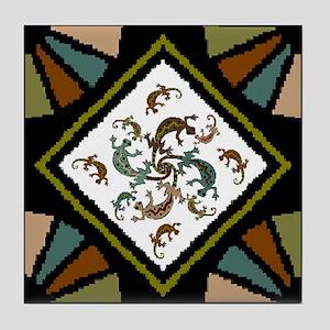 Gecko Gala - Tile Coaster