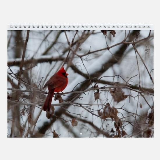 Bird Wall Calendar