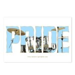 Drums Pride Postcards (Package of 8)