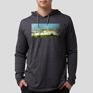 Sea Oats Mens Hooded Shirt