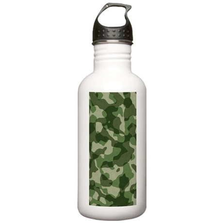 Camouflage Stainless Water Bottle 1.0L