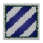 3id Tile Pattern - Tile Coaster