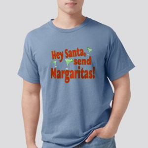 Send Margaritas Mens Comfort Colors Shirt