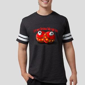 xmas balls Mens Football Shirt