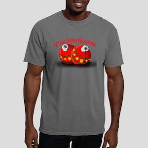 xmas balls Mens Comfort Colors Shirt