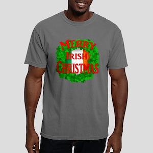 ir xmas Mens Comfort Colors Shirt