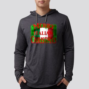 it xmas2 Mens Hooded Shirt