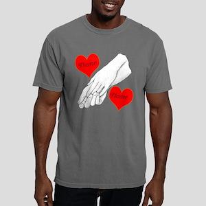 Custom Romance Mens Comfort Colors Shirt
