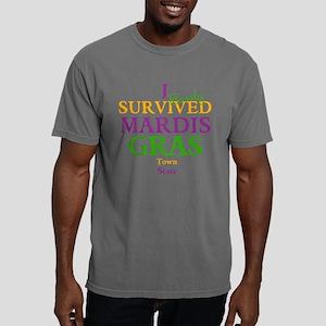 Your Mardis Gras Mens Comfort Colors Shirt