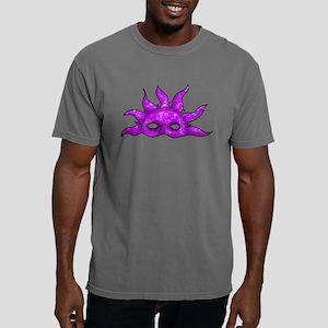 purple mask Mens Comfort Colors Shirt