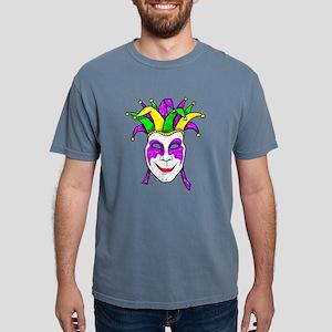 mardis mask Mens Comfort Colors Shirt