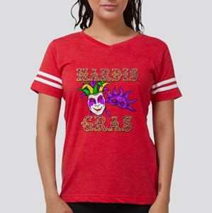 mardis gras Womens Football Shirt