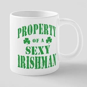 sexy irishman 20 oz Ceramic Mega Mug
