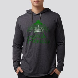 ir princess Mens Hooded Shirt