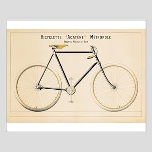 Bicycle, Vintage Poster Posters