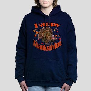 happy tg Women's Hooded Sweatshirt