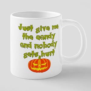 punkin hallowen 20 oz Ceramic Mega Mug