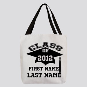 graduate Polyester Tote Bag