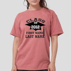 graduate Womens Comfort Colors Shirt