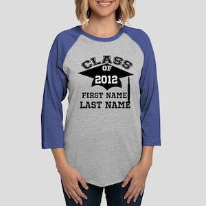 graduate Womens Baseball Tee