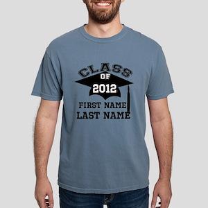 graduate Mens Comfort Colors Shirt