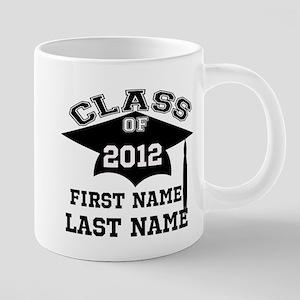 graduate 20 oz Ceramic Mega Mug