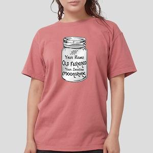 Custom Moonshine Womens Comfort Colors Shirt