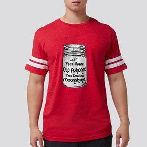 Custom Moonshine Mens Football Shirt