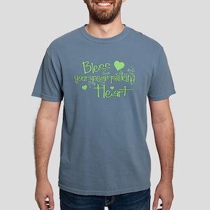 pea picking Mens Comfort Colors Shirt