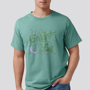 gnight yall Mens Comfort Colors Shirt