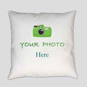 PERSONALIZED - YOUR PHOTO * Everyday Pillow