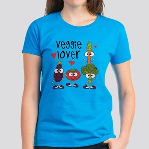 Veggie Lover Women's Dark T-Shirt