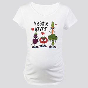 Veggie Lover Maternity T-Shirt