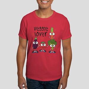Veggie Lover Dark T-Shirt