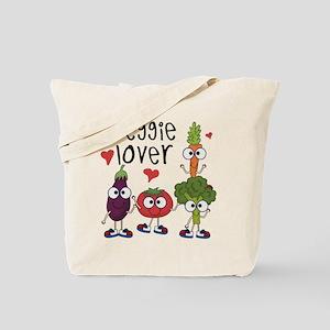 Veggie Lover Tote Bag