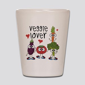 Veggie Lover Shot Glass