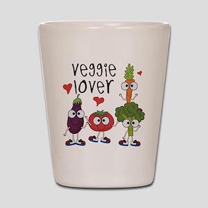 Veggie Lover Shot Glass