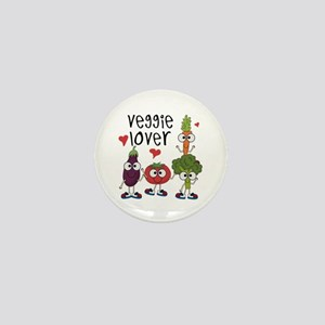 Veggie Lover Mini Button